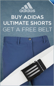 Buy An Adidas Ultimate Bottom, Get A Free Adidas Webbing Belt