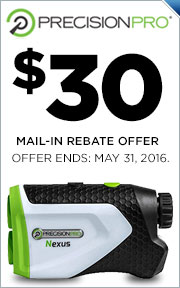 Precision Pro Nexus Rangefinder $30 Mail-In-Rebate