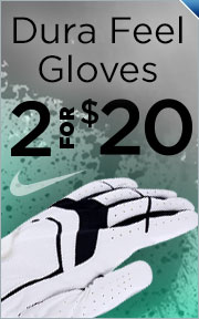 2 For $20 -- Nike Dura Feel Glove