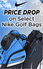Price Drop On Select Nike Golf Bags