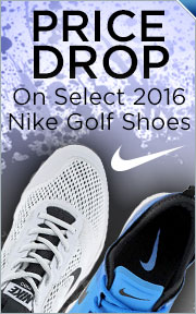 Price Drop On Select Nike Golf Shoes