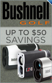 $50 Off Select Bushnell GPS/Rangefinders
