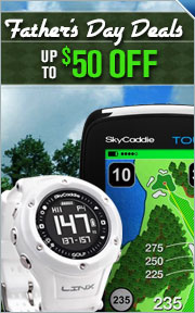Save Up To $50 On Select SkyGolf SkyCaddie GPS/Rangefinders