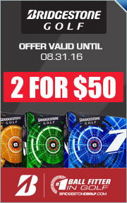 Buy 2 Dozen Bridgestone Series for $50