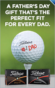 A Father''s Day Gift That''s The Perfect Fit For Every Dad - Titleist, The #1 Ball In Golf