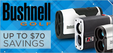 Instant Savings On Select Bushnell GPS & Rangefinders