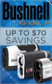 Instant Savings On Select Bushnell GPS & Rangefinders