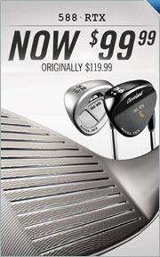 Cleveland 588 RTX Wedge Was: 119.99, Now: 99.99