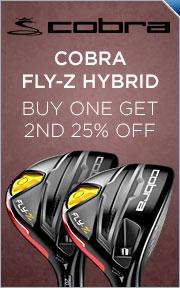 Cobra Fly-Z Hybrids - Buy 1 Get 2nd 25% Off