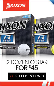 Buy 2 Dozen Q-Star Golf Balls for $45