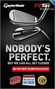 Release Day Delivery on TaylorMade RSi 1 and RSi 2 Irons